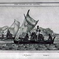 Grand Archipel Des Iles Carolines; Navigation