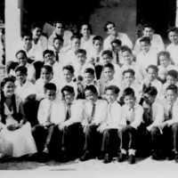 Class picture, Lelu School. (N-2731.10).