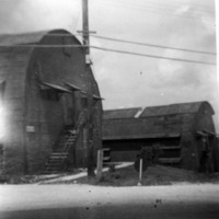 Entrance to B O Q #10 ComMar. 3 May – 25 June '49.…