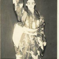 Kaizawa 1-040: Kabuki actor - Onoe, Shoroku II, 尾上, 松緑…