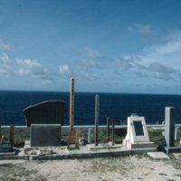 """""""Banzai Cliff"""" memorial, Saipan."""