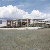 University of Hawaii at Manoa Bachman Hall