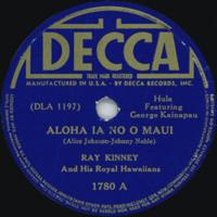 Aloha Ia No O Maui