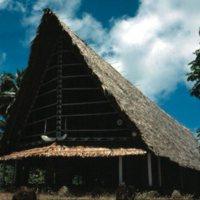 Yapese House - 1
