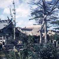 Eastern shrine in Naha