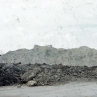 Phosphate before drying. Anguar [Ngeaur], Palau…