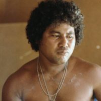 Agustin Eroaumwi, son of Mau Piailug. (Identification…