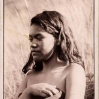 Pure Rapa nui girl about 20 yrs old 4 years ago. (1920)…