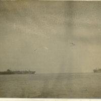 Remains of Japanese fleet used in repatriation of…