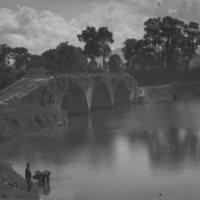 712. [word illegible] Highway : marble bridge