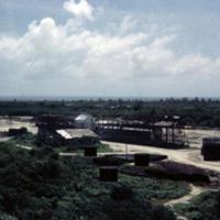 Part of mining co. setup. Anguar [Ngeaur, Palau],…