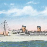 [008] Steamship Malolo
