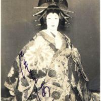 Kaizawa 1-017: Kabuki actor - Onoe, Baiko VII, 尾上, 梅幸…