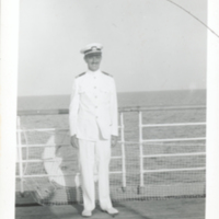 [144] Man on deck of a Ship