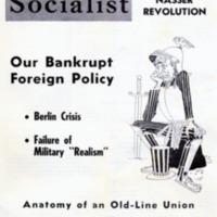 American socialist (6 v., 1954-1959)
