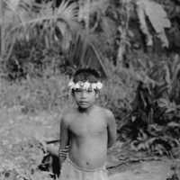 Young boy, Truk. (N-2971.17).