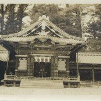 Shinyosha of Nikko Toshogu, Nikko Tochigi Japan