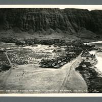Leper Settlement at Kalaupapa, Molokai