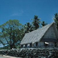 Yapese House - 2
