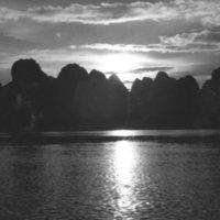 788. Sunrise below Y.S. [Yeung Sok]
