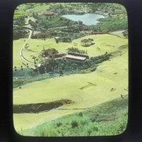 Golf course, Nuuanu Valley