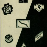Seven logo design motifs