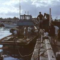Boats and Fisherman's Wharf