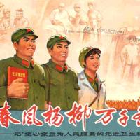 Chun feng yang liu wan qian tiao 春风杨柳万千条