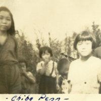 Kids at picnic in Chiba, Japan
