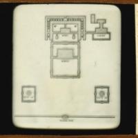 Plan of Todai-ji Daibutsu-den
