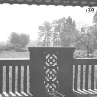 139. Lingnan, Outside W[estern] Mess [Hall]