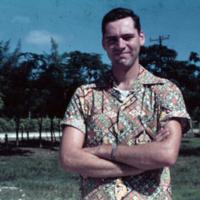 Dave Doane. Saipan. Nov. 1950