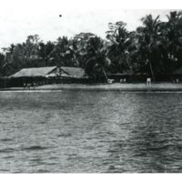 These snapshots were taken on Guadalcanal in 1943 at…