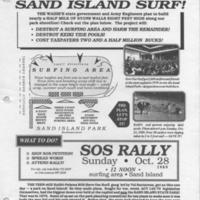 Help save our Sand Island surf