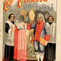 Los Virreyes de la Nueva Espana