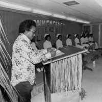 1977 nursing commencement exercises. (N-3335.03).