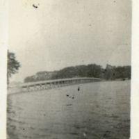 Kaizawa 2-063: Image of Togetsukyō 渡月橋 Bridge and…