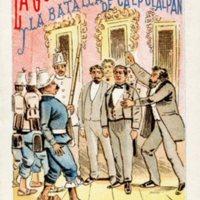 La Guerra de Tres Anos y La Batalla de Calpulalpan