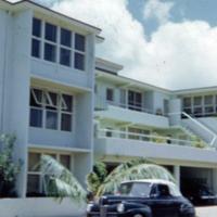 380 Kaiolu St., Waikiki. June 1951
