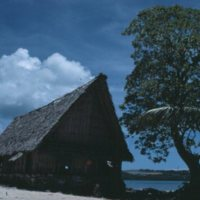 Yap Canoe House Exterior - 05