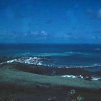 Saipan Harbor (1) 27 Oct. 1949