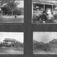 [037] Mr. Kiester's residence, Honolulu; Kauai