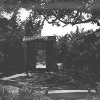 870. Village gate