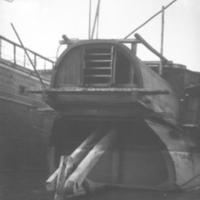 115. Cargo boat stern, Pearl River