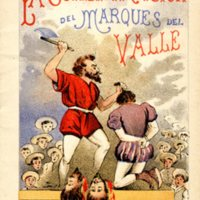 La Conspiracion del Marques del Valle