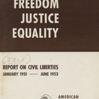 Annual report - American Civil Liberties Union. (v.,…
