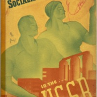 20th anniversary USSR 1917-1937: souvenir book.
