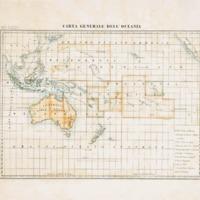 Carta generale dell'Oceania