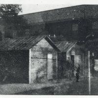 Two latrines, Aizuwakamatsu Miyagi Japan