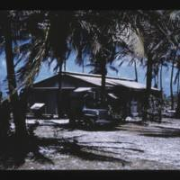 Japtan (David) Island. Recreation Building of Bendix…